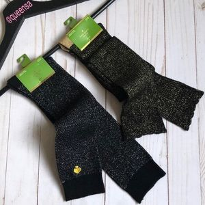 Kate Spade Knee High Sock Set